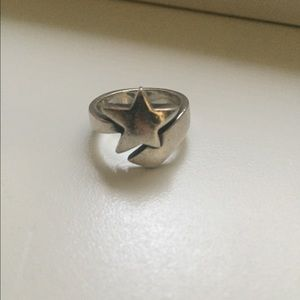 James Avery Shooting Star Ring
